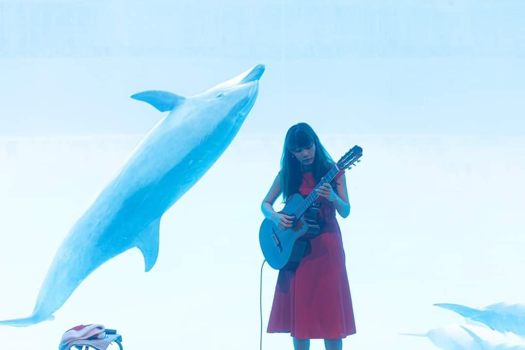 名古屋港水族館クリスマスアクアリウムコンサート2019_f0373339_10331776.jpg
