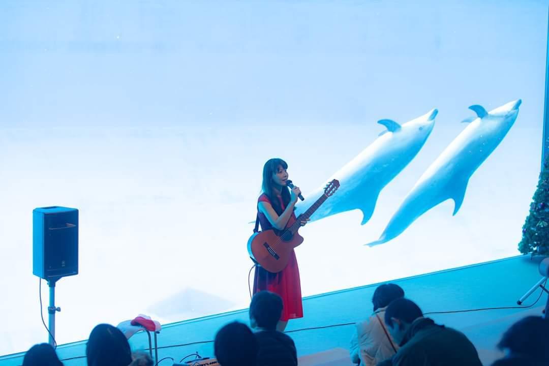 名古屋港水族館クリスマスアクアリウムコンサート2019_f0373339_10331792.jpg