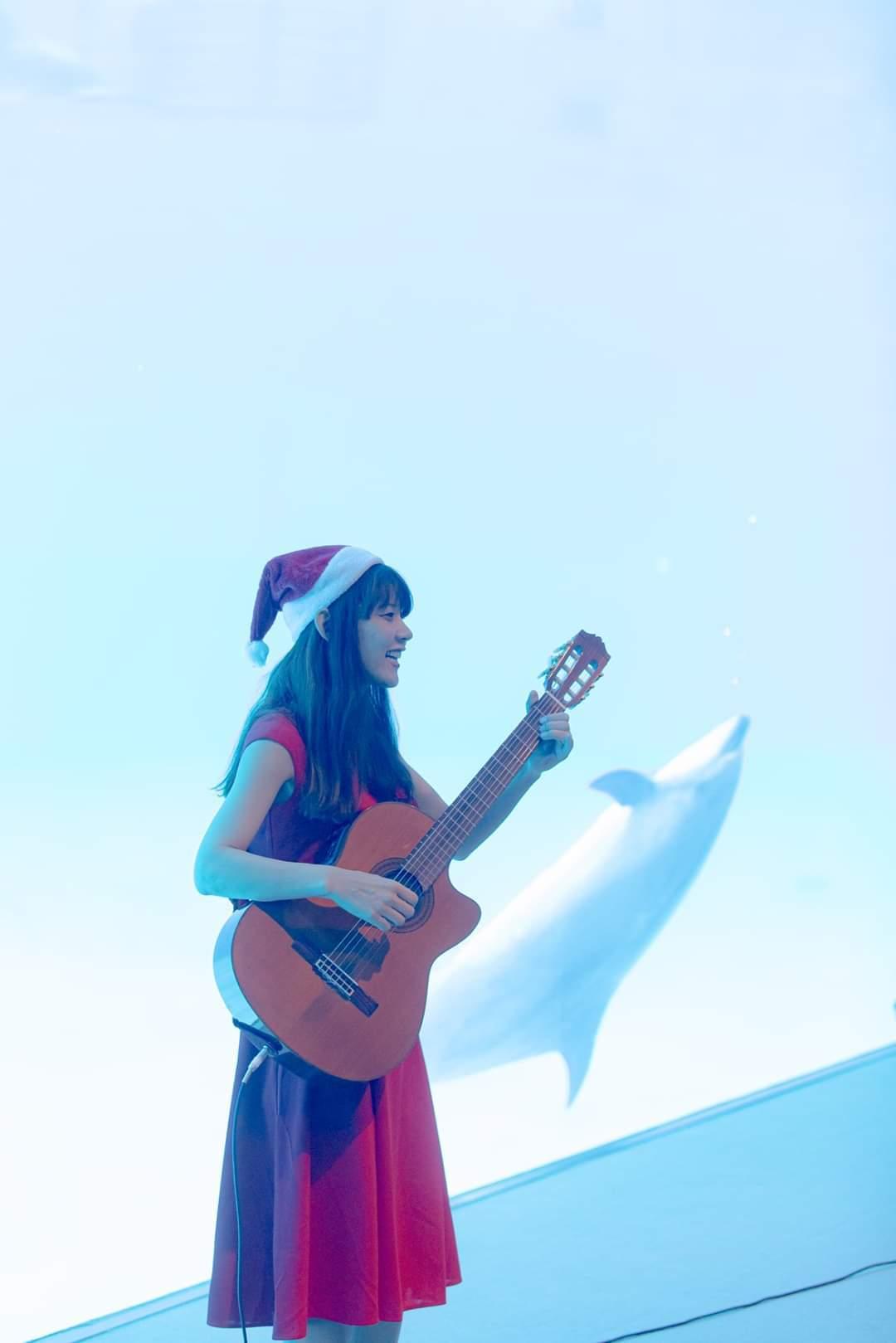 名古屋港水族館クリスマスアクアリウムコンサート2019_f0373339_10333457.jpg
