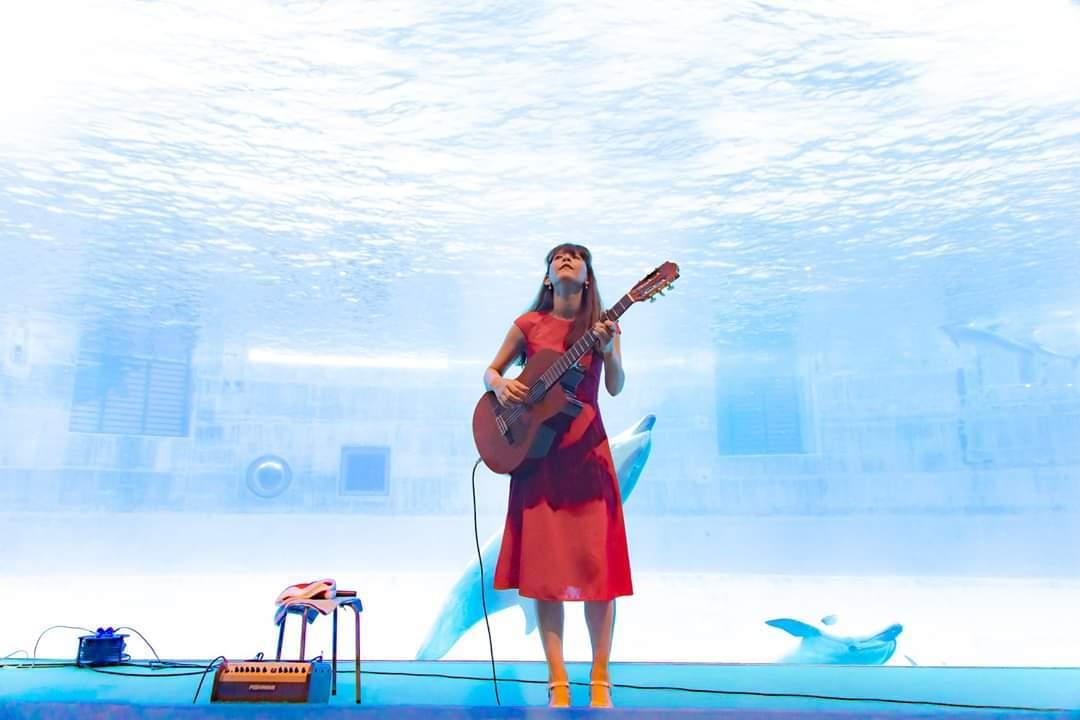 名古屋港水族館クリスマスアクアリウムコンサート2019_f0373339_10333536.jpg