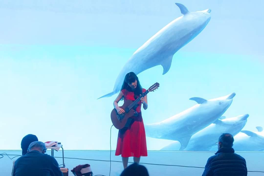 名古屋港水族館クリスマスアクアリウムコンサート2019_f0373339_10333591.jpg
