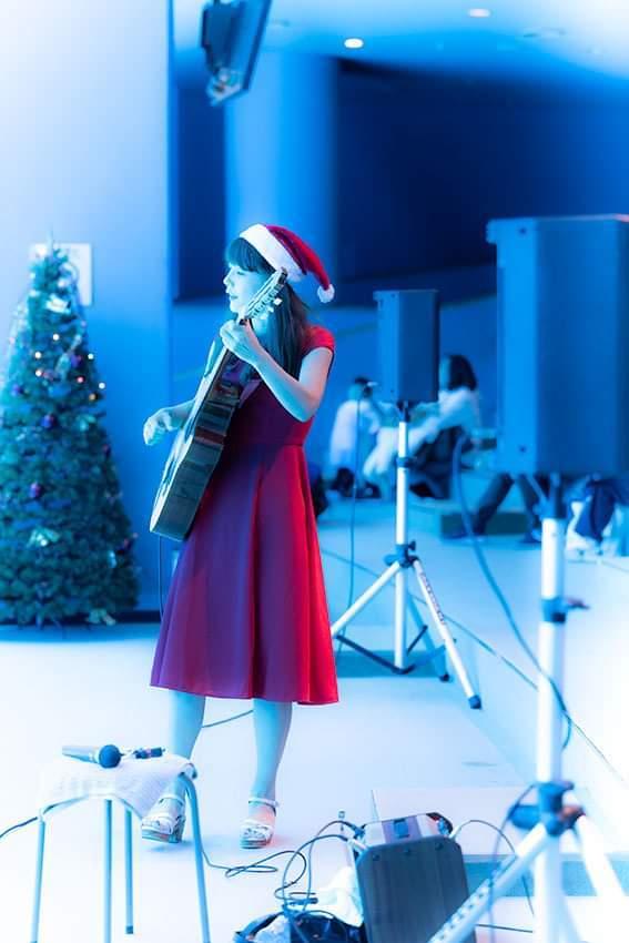 名古屋港水族館クリスマスアクアリウムコンサート2019_f0373339_10342756.jpg