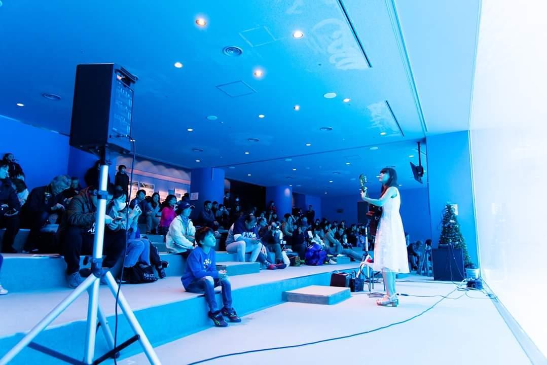 名古屋港水族館クリスマスアクアリウムコンサート2019_f0373339_10350354.jpg
