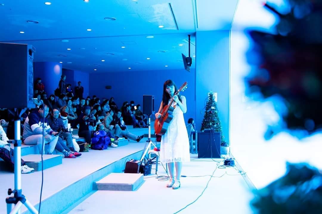 名古屋港水族館クリスマスアクアリウムコンサート2019_f0373339_10350391.jpg