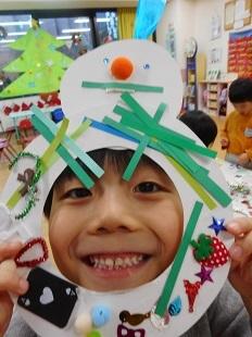 もうすぐクリスマス♪_d0148342_16315630.jpg