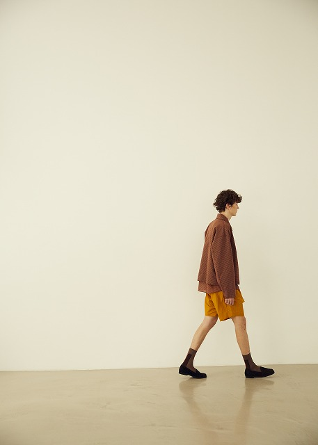 YOKE SPRING SUMMER 2020 COLLECTION JOSEF ALBERS look Ⅱ_e0171446_13425755.jpg