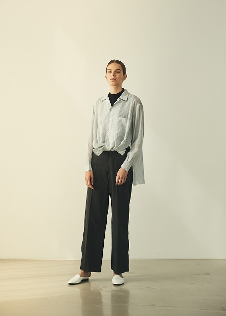 YOKE SPRING SUMMER 2020 COLLECTION JOSEF ALBERS look Ⅱ_e0171446_13433827.jpg