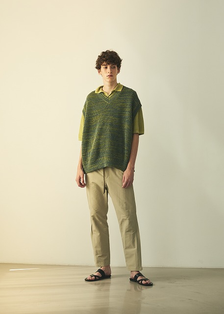 YOKE SPRING SUMMER 2020 COLLECTION JOSEF ALBERS look Ⅱ_e0171446_13434945.jpg