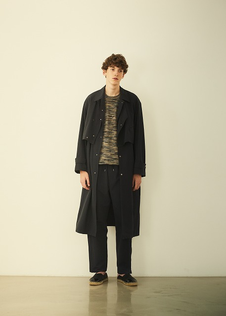 YOKE SPRING SUMMER 2020 COLLECTION JOSEF ALBERS look Ⅱ_e0171446_13445153.jpg