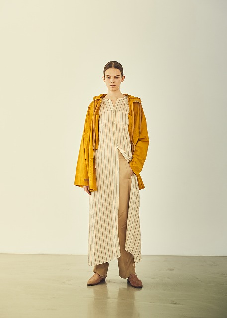 YOKE SPRING SUMMER 2020 COLLECTION JOSEF ALBERS look Ⅱ_e0171446_1346022.jpg