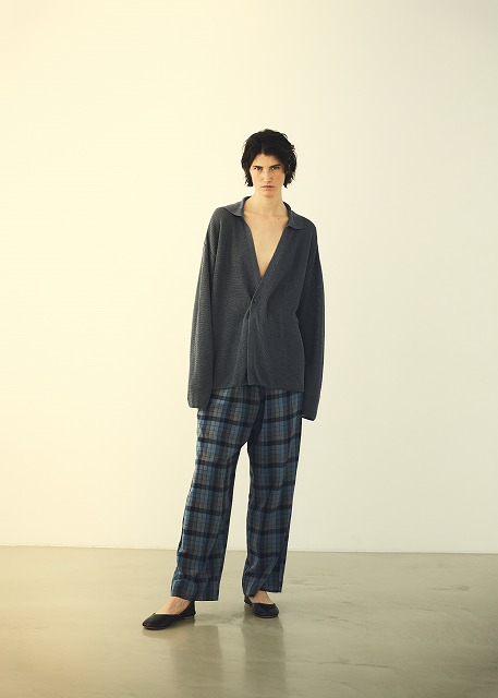 YOKE SPRING SUMMER 2020 COLLECTION JOSEF ALBERS look Ⅱ_e0171446_1346201.jpg