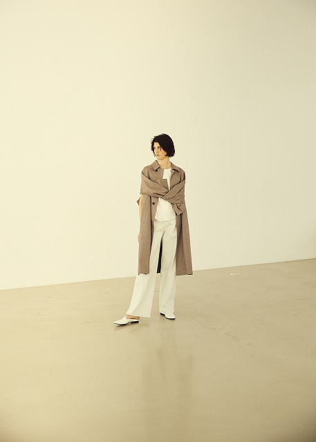 YOKE SPRING SUMMER 2020 COLLECTION JOSEF ALBERS look Ⅱ_e0171446_13472772.jpg