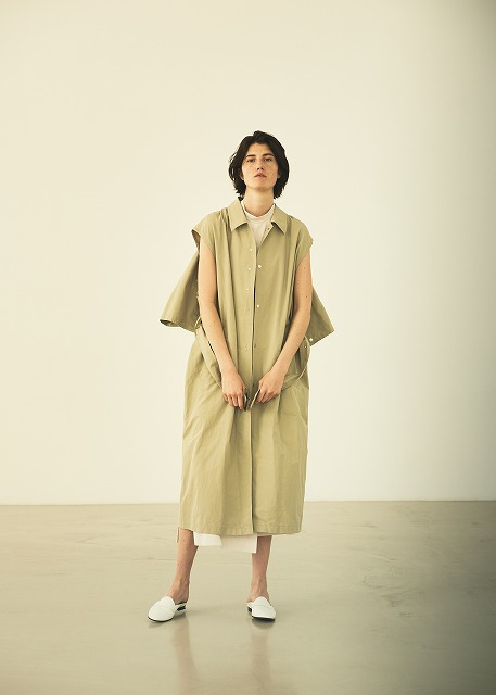 YOKE SPRING SUMMER 2020 COLLECTION JOSEF ALBERS look Ⅱ_e0171446_13473783.jpg