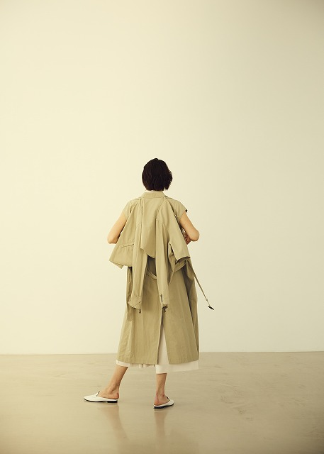 YOKE SPRING SUMMER 2020 COLLECTION JOSEF ALBERS look Ⅱ_e0171446_13474587.jpg