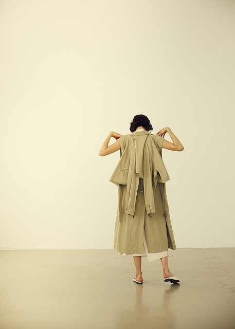 YOKE SPRING SUMMER 2020 COLLECTION JOSEF ALBERS look Ⅱ_e0171446_13475510.jpg
