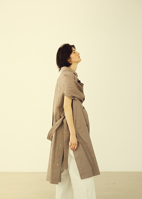 YOKE SPRING SUMMER 2020 COLLECTION JOSEF ALBERS look Ⅱ_e0171446_1347738.jpg