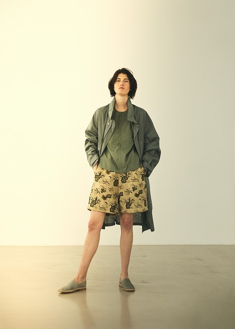 YOKE SPRING SUMMER 2020 COLLECTION JOSEF ALBERS look Ⅱ_e0171446_13485161.jpg