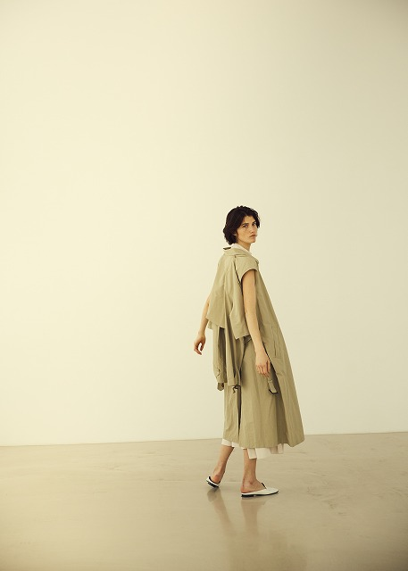 YOKE SPRING SUMMER 2020 COLLECTION JOSEF ALBERS look Ⅱ_e0171446_134865.jpg