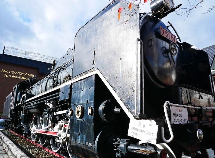 嵯峨嵐山駅前のD51蒸気機関車  2019-12-26 00:00    _b0093754_22350095.jpg