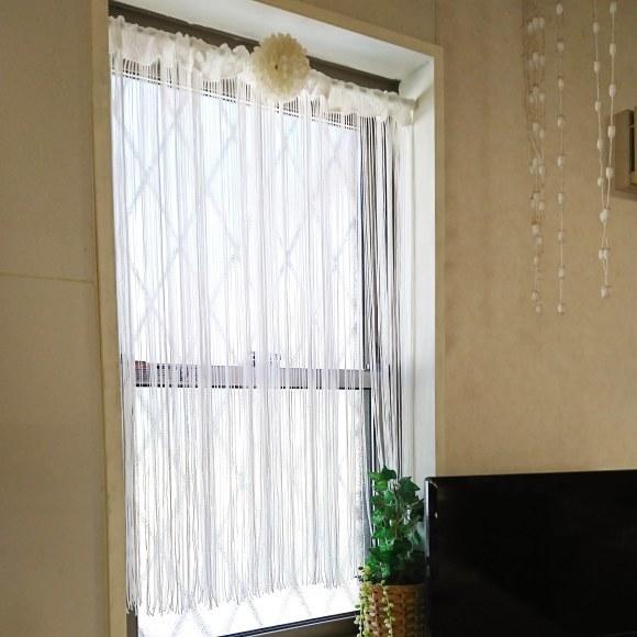 ++キッチンの窓のカーテン*を・・・++_e0354456_09415963.jpg