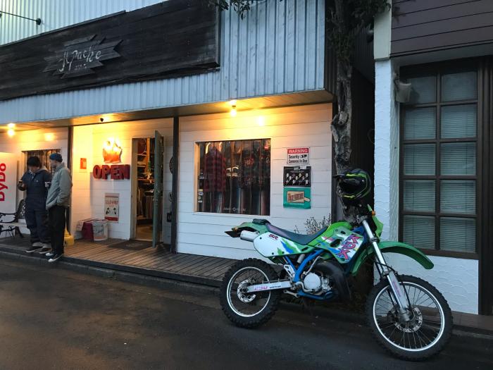 昨日のバイク!_f0194657_17233071.jpg
