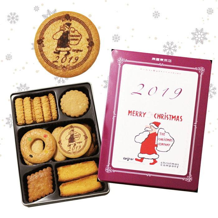 IZUMIYA 泉屋東京店 * 老舗菓子店のクリスマス限定缶♪_f0236260_23443019.jpg
