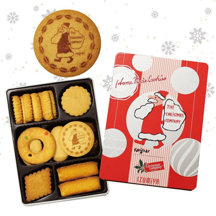 IZUMIYA 泉屋東京店 * 老舗菓子店のクリスマス限定缶♪_f0236260_23445066.jpg