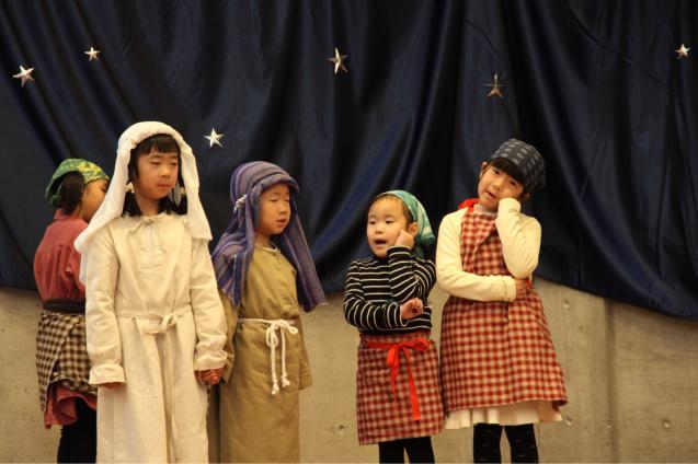 クリスマス礼拝_f0324461_23413436.jpg