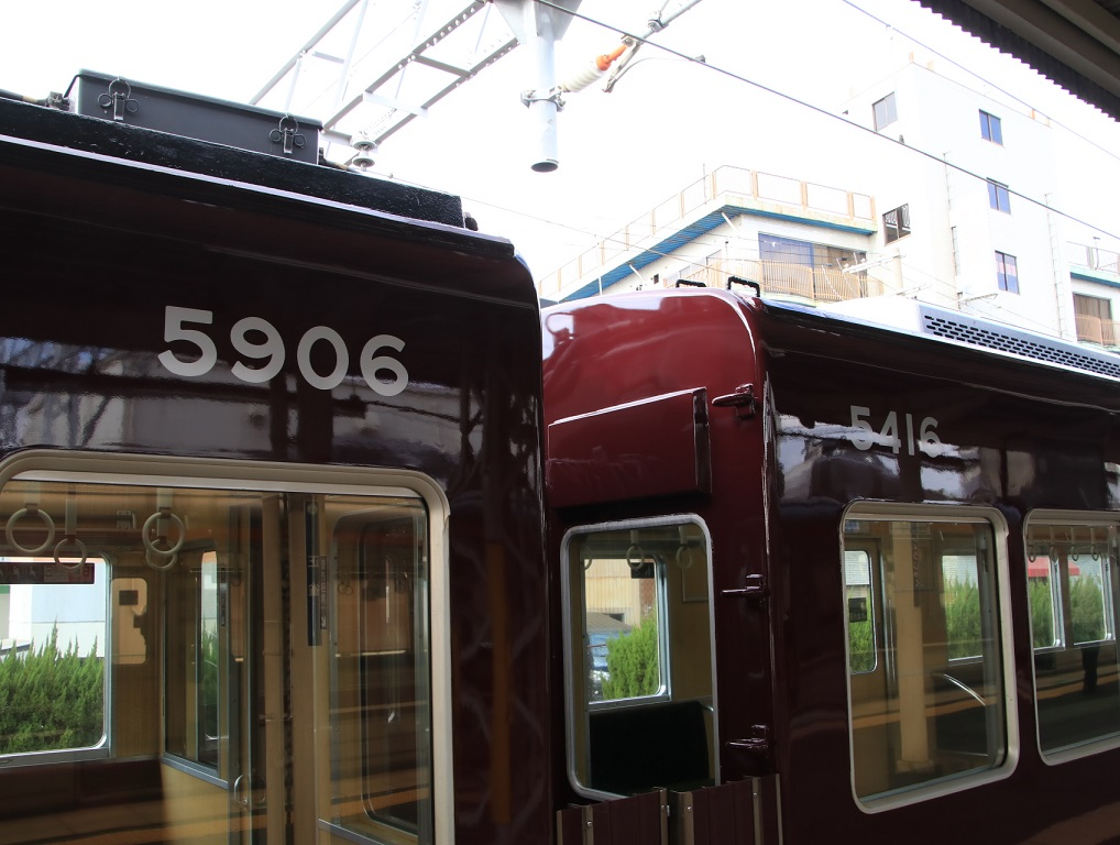 阪急5300系 5315F 7連化 検査明け・・_d0202264_18583896.jpg