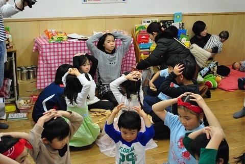 パル教室クリスマスパーティー2019レポート②_a0239665_16433589.jpg