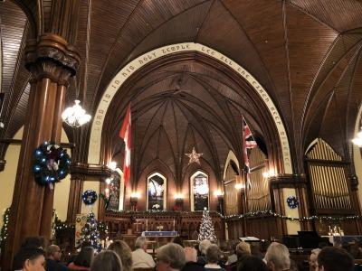 教会のクリスマス・コンサート_c0353373_22121029.jpg