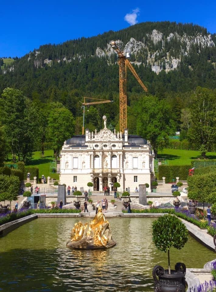 パリ・南ドイツ紀行2019 「バイエルン州南西リンダーホーフ城へ」♪_a0138976_16284051.jpg