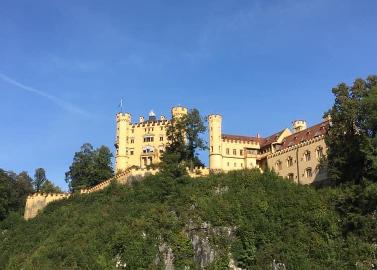 パリ・南ドイツ紀行2019 「ホーエンシュヴァンガウ城へ」♪_a0138976_16383560.jpg