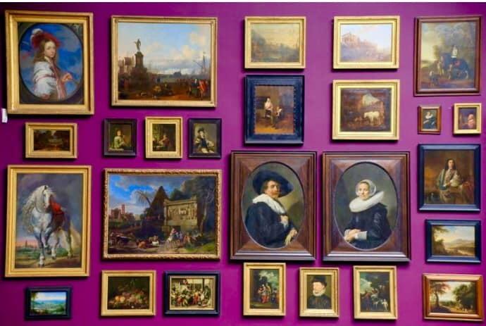 パリ・南インド紀行2019 「フランクフルトのシュテーデル美術館へ」♪_a0138976_16443645.jpg