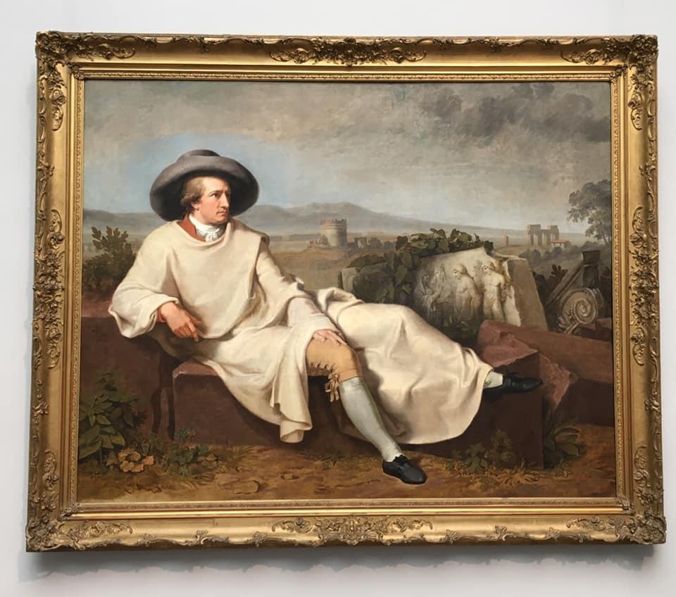 パリ・南インド紀行2019 「フランクフルトのシュテーデル美術館へ」♪_a0138976_16455423.jpg
