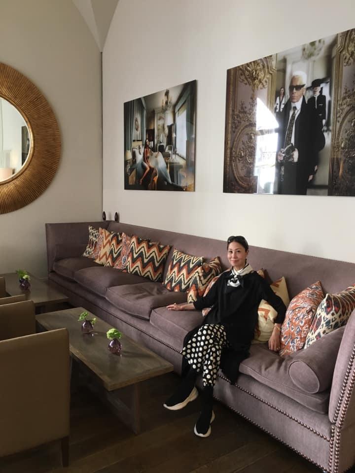 パリ・南ドイツ紀行2019 「ロッコ・フォルテ・ヴィラ・ケネディ 滞在」♪_a0138976_17045422.jpg