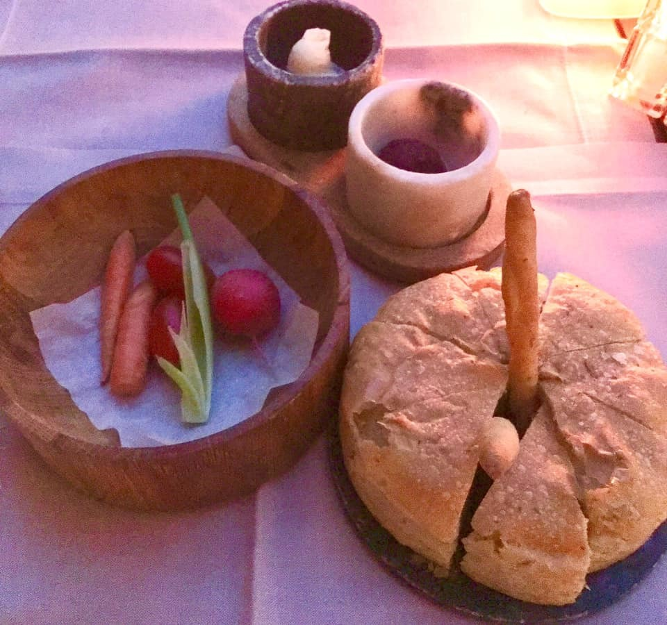 パリ・南ドイツ紀行2019 「ロッコ・フォルテ・ヴィラ・ケネディホテルで食事♪」_a0138976_17131067.jpg