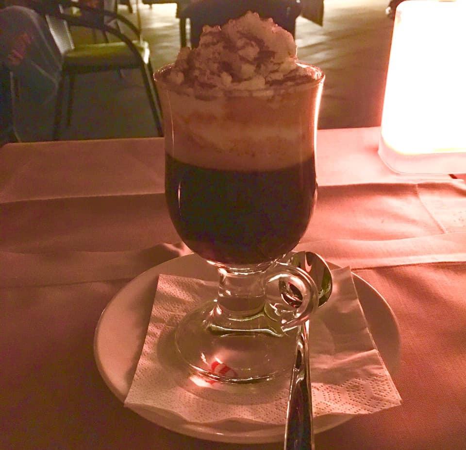 パリ・南ドイツ紀行2019 「ロッコ・フォルテ・ヴィラ・ケネディホテルで食事♪」_a0138976_17131744.jpg