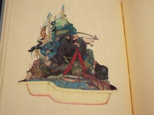ぐるっとパスNo.5 目黒区美「斎藤芽生とフローラの神殿」展まで見たこと_f0211178_19010281.jpg
