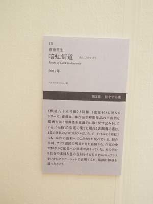 ぐるっとパスNo.5 目黒区美「斎藤芽生とフローラの神殿」展まで見たこと_f0211178_19011236.jpg