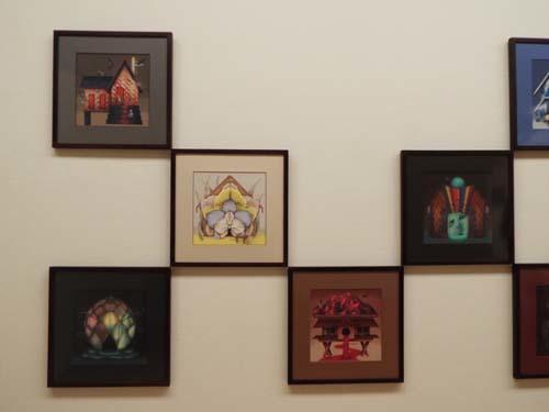 ぐるっとパスNo.5 目黒区美「斎藤芽生とフローラの神殿」展まで見たこと_f0211178_19012324.jpg