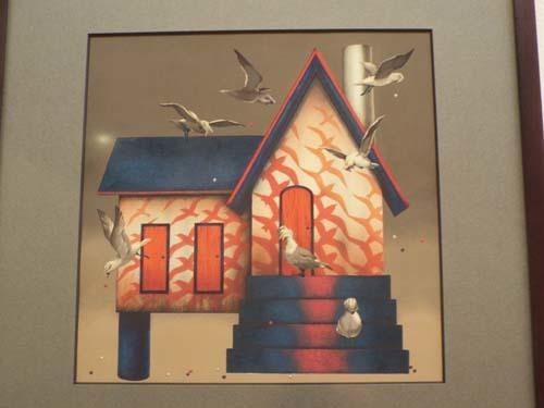ぐるっとパスNo.5 目黒区美「斎藤芽生とフローラの神殿」展まで見たこと_f0211178_19015832.jpg