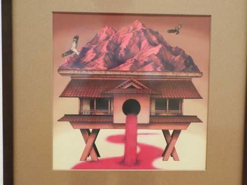 ぐるっとパスNo.5 目黒区美「斎藤芽生とフローラの神殿」展まで見たこと_f0211178_19022265.jpg