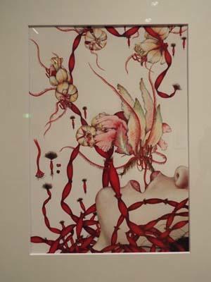 ぐるっとパスNo.5 目黒区美「斎藤芽生とフローラの神殿」展まで見たこと_f0211178_19031010.jpg