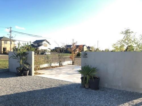 ガーデン完成!_b0239082_15175231.jpg