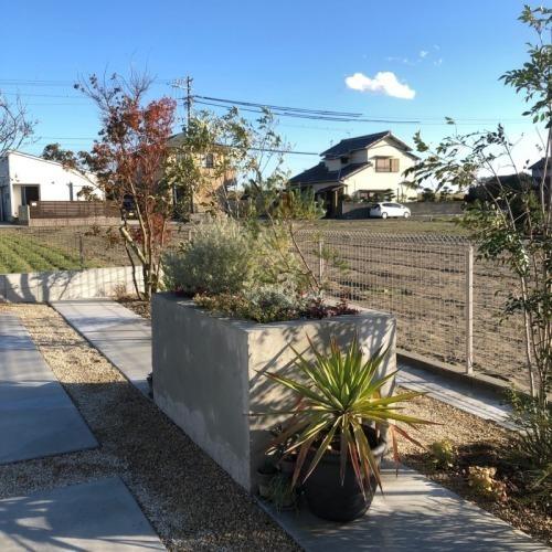 ガーデン完成!_b0239082_15175366.jpg