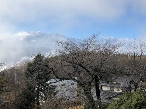 全山冠雪、甲斐駒ケ岳、八ヶ岳全部雪❄️で真っ白。_d0338282_12070471.jpg