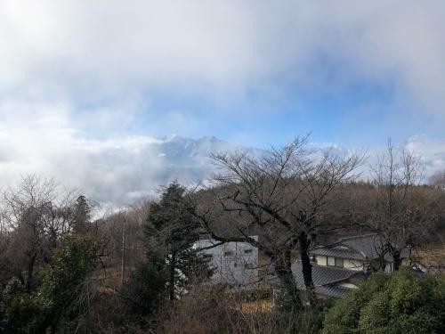 全山冠雪、甲斐駒ケ岳、八ヶ岳全部雪❄️で真っ白。_d0338282_12070844.jpg