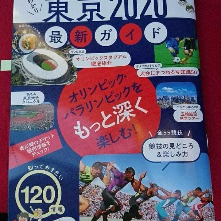 「東京2020最新ガイドに出ました」_a0075684_11070151.jpg