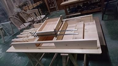 テーブルセット製作_e0269185_01293933.jpg
